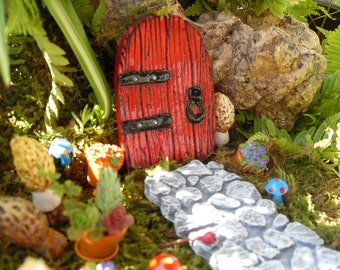 Fairy Door Set Fairy Garden Kit Fantasy Fairy Garden