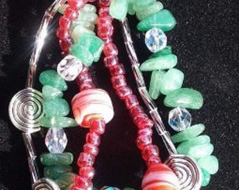 Christmas Trees and Trimmings: Bracelet