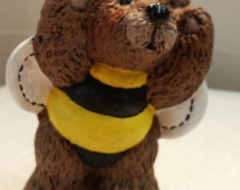 Standing Buzz Bee Bear