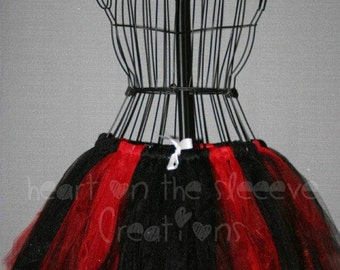 Black Widow Theme Tutu