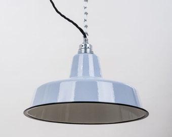Industrial Factory Shade enamel Ceiling Lighting lamp