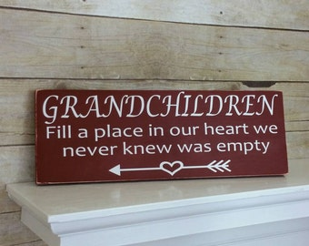 Perfect Grandparent Day Gift  - Christmas Gift for Grandparents - Gift for Grandparents - Gift from Grandkids - Grandma and Grandpa Gift
