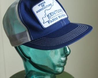 Kentucky Farm Bureau Agriculture Snapback Cap
