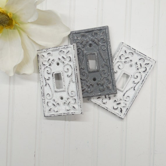 Light switch cover nursery wall decor light by for Decor light switch