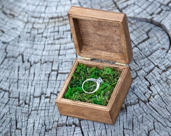 Ring Box, Proposal Box, Custom Ring Box, Wedding Ring Box, Ring Bearer Box, Wooden Ring Box, Engagement Ring Box, Proposal Ring Box, Wedding
