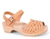 Handmade women shoes | Sandgrens | Swedish Clogs | shoes | wooden clogs | sandals | clog sandals | sandgrens clogs | Madrid