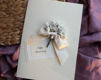 Handmade Wedding Gifts For Husband : Handmade Birthday Card Daughter Mum Girlfriend Wife Sister by ...