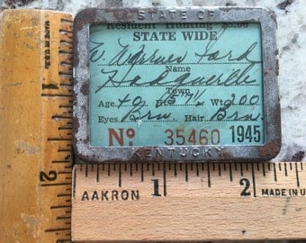 Whitehead and hoag etsy for Ky fishing license cost