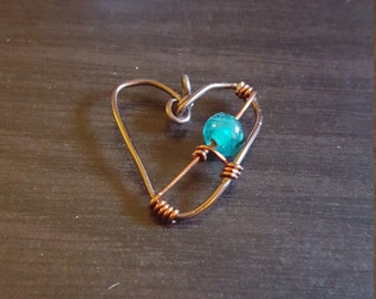 Bead of my Heart Pendant