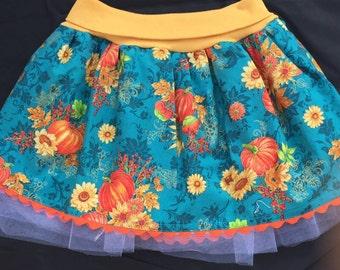 Fall WOODLAND Skirt (Puperita Pattern)