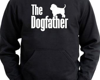 The dogfather Kyi Leo Hoodie
