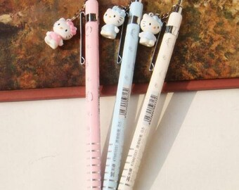 Hello Kitty Charm Mechanical Pencil