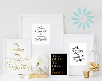 Customize and Choose Four Prints for Less Than the Price of Three!