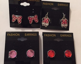 Girly Earrings!
