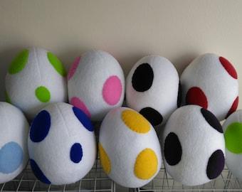 Yoshi Egg Plush - Yoshi's Story / Super Mario