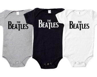The Beatles Baby one piece