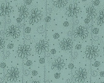 Lecien Annemie 30965, Japanese cotton fabric, half yard