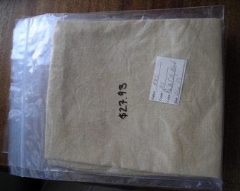 "35 CT R&R Reproductions Dyed Cross Stitch Linen - ""Park City Blend"" - 21"" x 19"""