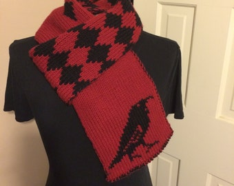 Harlequin's Familiar Scarf