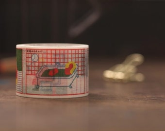 Washi Tape Cependant MT x Paul Cox MT Masking Tape  ~ Discontinued Soon (MTPAUL01)