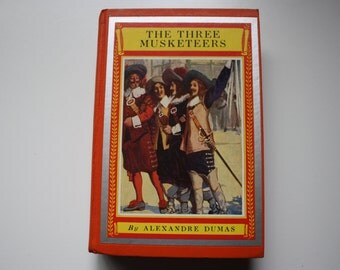 The Three Musketeers  by Alexander Dumas  David McKay Company