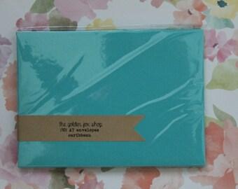 caribbean envelopes - A7 [10]