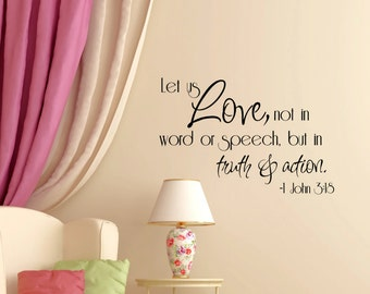 Bible Verse Wall Art scripture wall decal scripture wall quote religious wall
