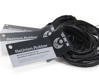 ReUnion.Rubber» driven in Berlin»