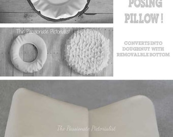 Nest 2 in 1 Poser & Butterfly Posing Pillow Package