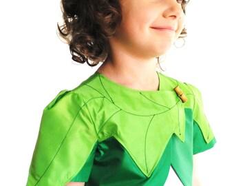 TinkerBell Bolero or Skirt 2-9yrs Pixie Hollow Disney Fairies Fairy Tale Children Costume Clothing Girls Handmade Australia Two Piece