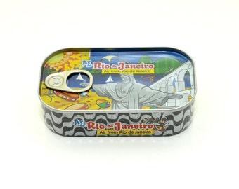 Canned Air from Rio de Janeiro Souvenir