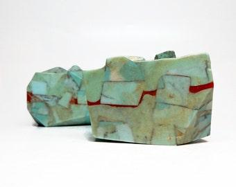 Turquoise Bar Soap