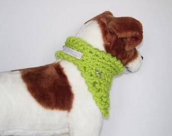 Small Dog Bandana, Dog Neckerchief, Small Dog Clothes, Dog Cowl, Dog Clothing, Dog Accessories, Dog Scarf, Small Dog Scarf
