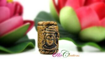 lord shiva dread beads/dread beads/Mahadev/Om Shivaya/Om Namah Shivaya