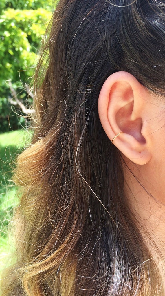 how to close ring conch piercing