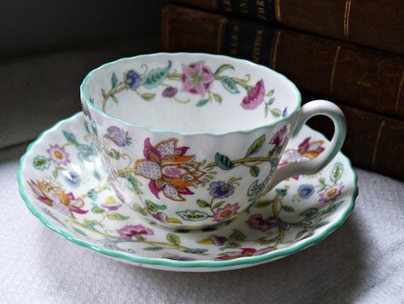 Minton Haddon Hall Vintage Tea Cup