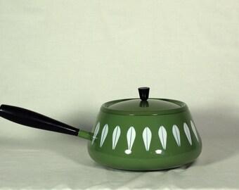 Cathrineholm Green Fondue Pot