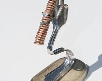 Stainless Steel Fork Musician - Horn 003