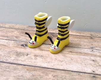 Blythe Boots - Bumblebee