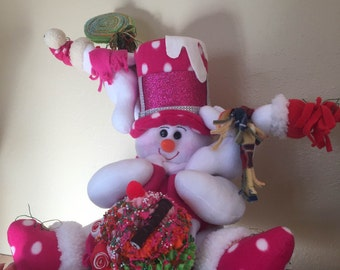 Christmas Decoration Snowman