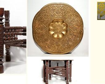 Vintage Tray Table | Etsy