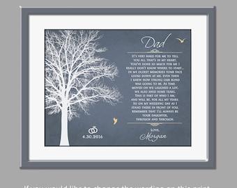 Dad Wedding Gift Etsy