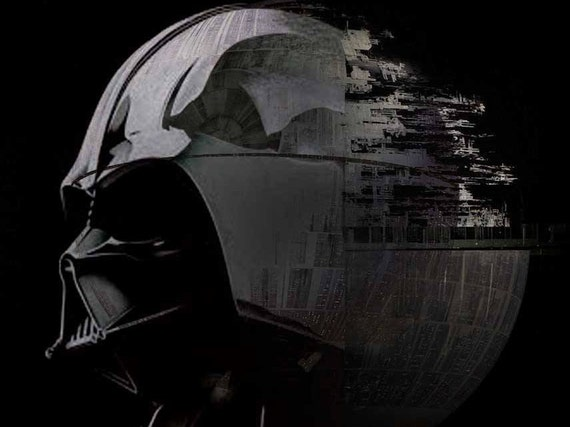 Darth Vader Wallpaper Iphone: Darth Vader Iphone Wallpaper By OnPaperProductions On Etsy
