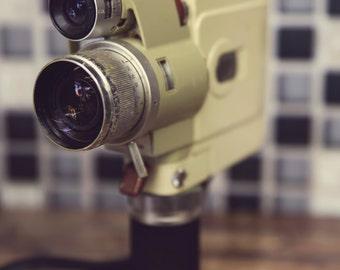 Minolta Auto Zoom 8 Video Camera