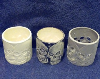 "Shop ""skull candle"" in Storage & Organization"