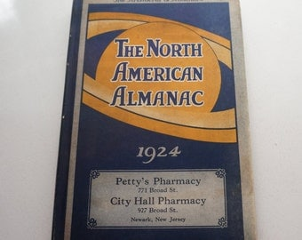 The North American Almanac 1924