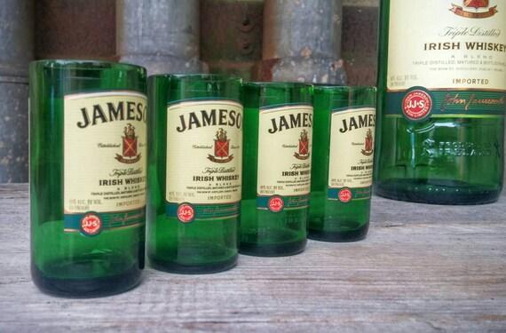 Jameson Whiskey Shot Glass - Set of Four