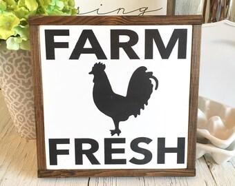 Farm Fresh | 13 x 13