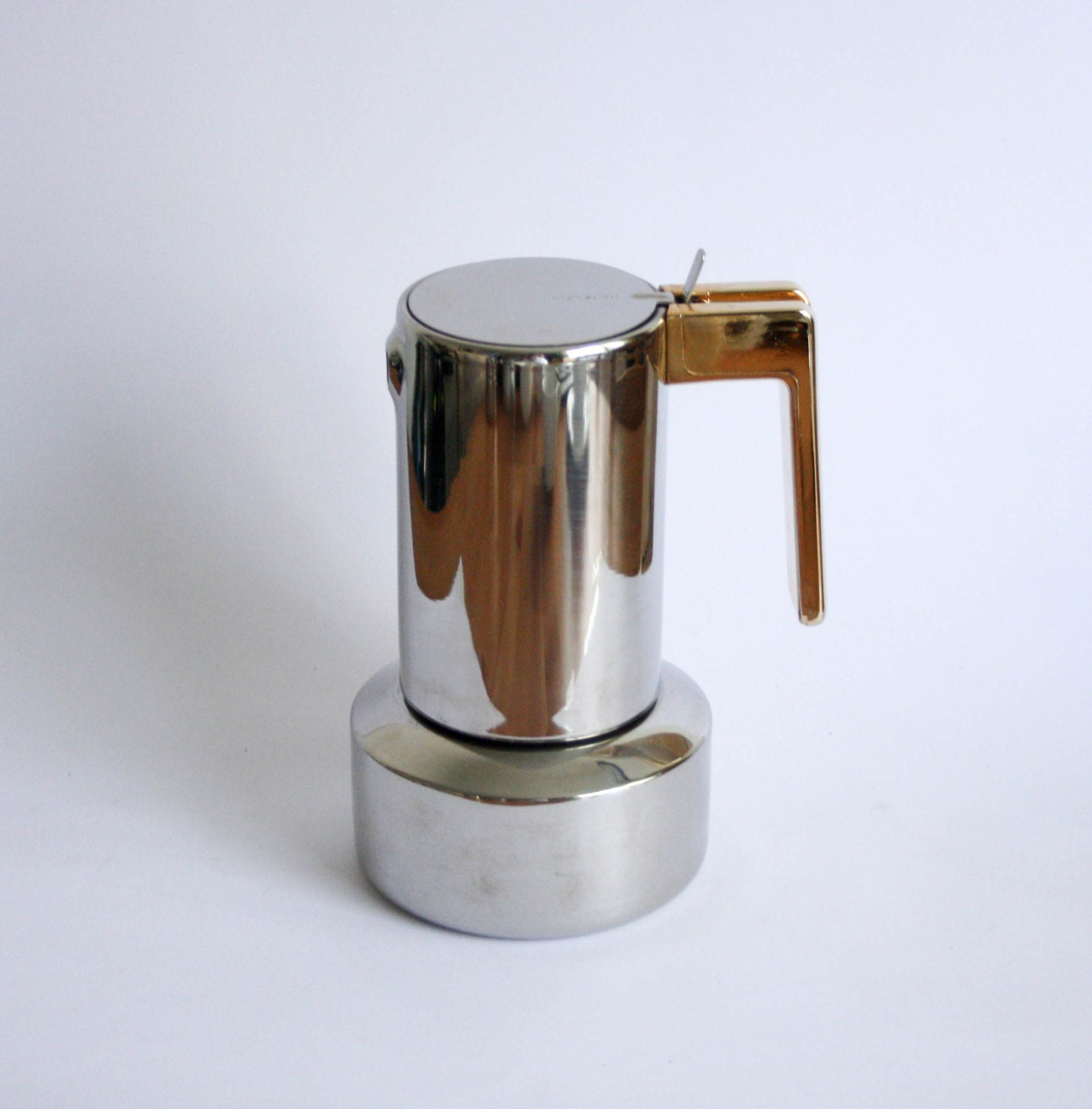Antique Italian Coffee Maker : RESERVED Vintage Inoxpran Coffee Maker Made in Italy