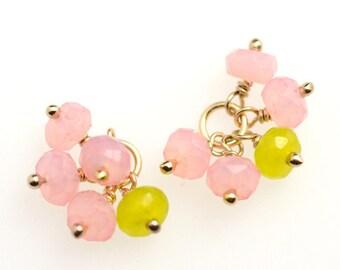 SAKURA Earrings - 14k Gold Filled